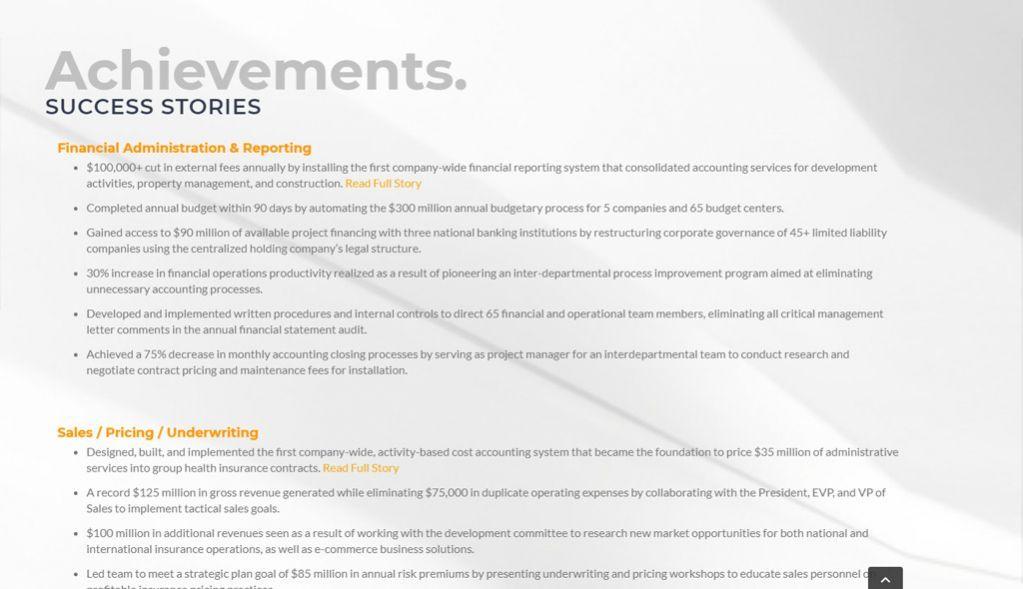 Online Resumes | Build Resumes Online | Career Webfolios